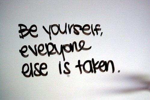 BE YOU – BUT THE BEST YOU!